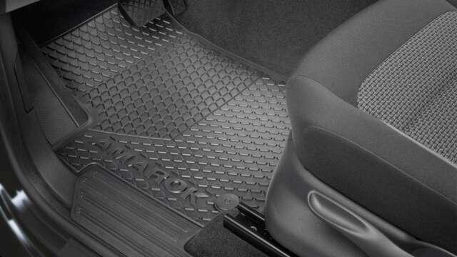 hire car floor mats