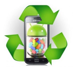 Phone Recycling