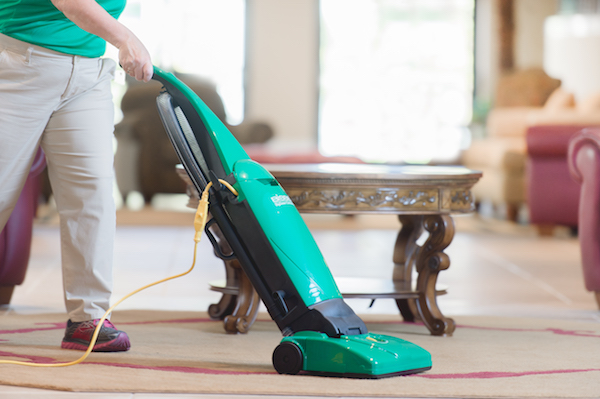 floor covering cleaning