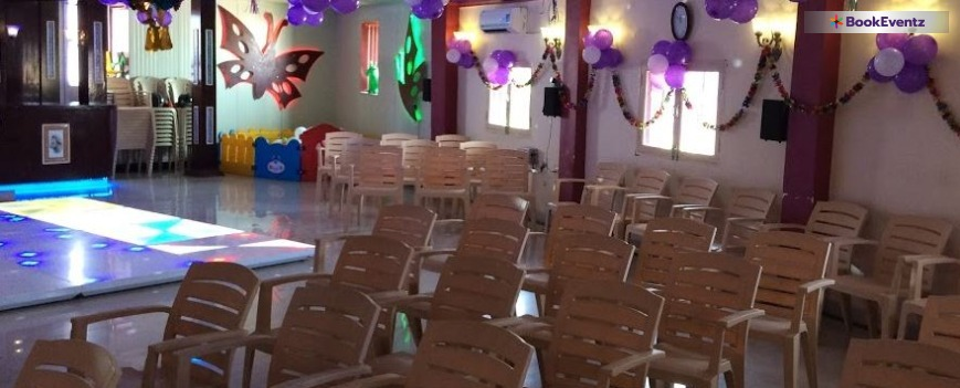 Party event venue