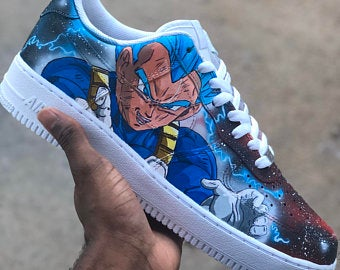 Dragon Ball Z Shoe